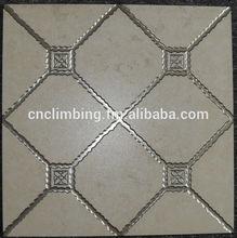 300*300mm rustic kitchen wall tile metallic glazed tiles
