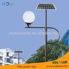 European Quality Solar Garden light solar lighting