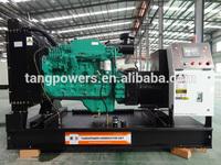 with cummins powered 1000kva diesel generating (range from 20kva to 1500kva)