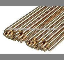 3 mmBRASS brasagem ROD e 2.5 mm BRAZING alloy e 4 mmBRASS bar