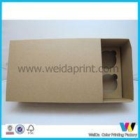 security cupcake boxes,fancy eco-friendly custom cupcake box
