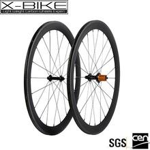 Super light full carbon road bike wheel,50mm wheel new product