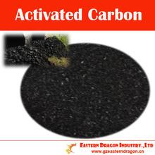 0.55g/cm3 Bulk Density Top Quality Low Moisture Coconut AC for Gas Mask