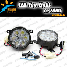Factory special fog lights for Citroen, for Mitsubishi Outlander, 12V 16W led fog lamps front lights
