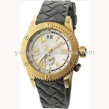 2014 Vogue fresh silicone water resistant quartz watch advance