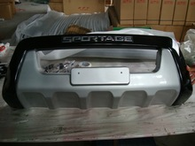 SPORTAGE Front protection cover (2009) auto tuning