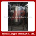 leite cru do tanque de armazenamento de água potável de tanques de armazenamento