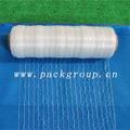 Balle de foin envelopper net, la couleur blanche, 100% matériau vierge