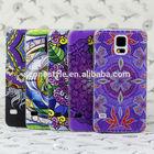 Custom logo brand UV embossed OEM 3d carven phone case