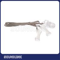 Silicone BTE jacket protect pocket portable hearing aid