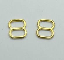2014 Metal Bra Accessories Gold Sliders 8 Style Slider