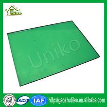 GE uv blocking u-lock fire proof anti-fog corrugated transparent plastic hollow sheet