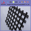 plastic soil stabilization geogrid, biaxial geogrid for retaining wall