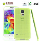Ultra thin tpu case for Samsung Galaxy S5