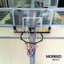 Mini PC Fiberglass Basketball Backboard Door Mounting MK011