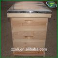 china madera de abeto y la mejor calidad venta caliente caja de la colmena