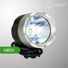 Inton NB01 cree u2 led rechargeable battery powered dynamo bike light
