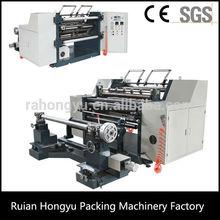 PE/PP/PET/PVC/Non-Woven Slitting And Rewinding Machine/Paper Slitting Machine