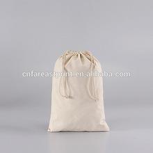 Promotional cotton laundry bag