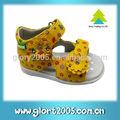 glória 2014 bonito crianças sandálias coloridas e as meninas sandálias nude