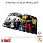 mini magazine printing,magazine books printing service,glue binding magazines printing