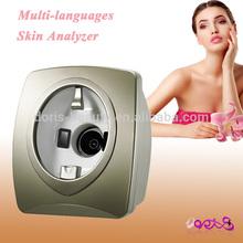 Doris company powerful skin analyzer moisture with 4 colors DO-A01