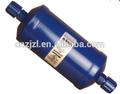 Recur núcleo estilo de refrigeração líquida linha filtro secador, peças de geladeira