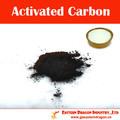 0.45 g/ml densidad aparente 1000 mg/g yodo MSG utilizado de carbón activado