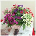 artificial flor de seda margaridas gerbera margarida flores baratas seda margarida flores