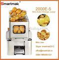 Naranja industrial extractor de jugo de la máquina automática de exprimidor de naranja con el ce, etl