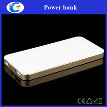 Corporate gift best quality slim power bank charger phone shaped