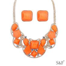 107197 wholesale jewelry set wedding set ring