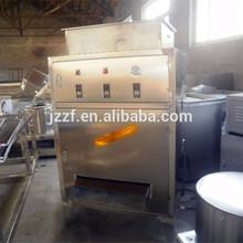 New style Automatic Stainless Steel Garlic Skin Sheller/garlic peeling machine(tel:0086-15713917781)