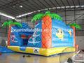 atacado de festa infantil inflável jumpers para venda