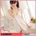 مغرية yb007 شفافة الجملة جنسي الملابس الداخلية النساء