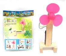 Jieyi kid boy and girl diy educational science kit