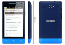 Cheap M-Horse H3039 BML H3039 4.0 inch TFT 800X480 Pixels Spreadtrum, SC6820, 1.0GHz Smartphone Android 4.2 WiFi