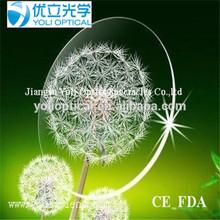 1.56 spherical super hydrophobic blue cut coating 1.56 72/75mm