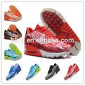 أحدث الألعاب الرياضية 2014 الهواء الساخن الاحذية الأحذية الرياضية للرجل والمرأة الاحذية أزياء العلامة التجارية الرخيصة الجملة