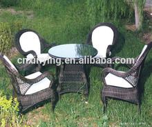 2014 rattan garden chairs set furniture