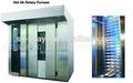 Hyrxl-600 tipo de la hornada horno precios, Precios estante rotatorio horno, Buena rotary para hornear horno precios