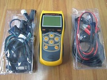 DHL Free Shipping Handheld Motor Diagnostic Tool ED-100 Motorcycle Scan Tool 6 in 1 With LCD