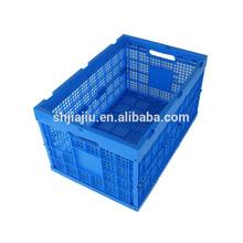 New style custom PP plastic foldable basket