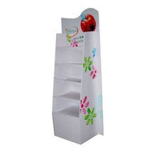 2014 High quality floor rotating jewelry display stand