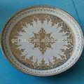 Nouveau modèle alimentaire plat maroc céramique plaque( 10867dg- 14pe)