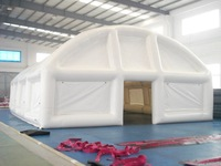 high quality cheap white inflatable cube tent for sale