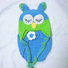 Newborn child animal owl costumes,crochet wholesale photo props, jimo efan