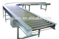 Roller coneyor system assembly line