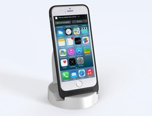 2014 New Product battery case for iphone 6 wireless charger for iphone 6 with MFI certification