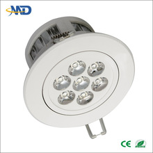 7W wholesaler in china led ceiling lamp 90-277V 3 years warranty ABS material led surface mounted ceiling light
